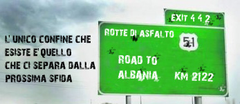 Road to Albania 442